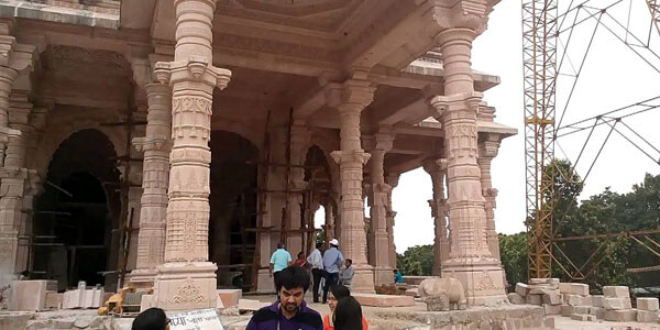 Sarvodya Jain Temple amarkantak