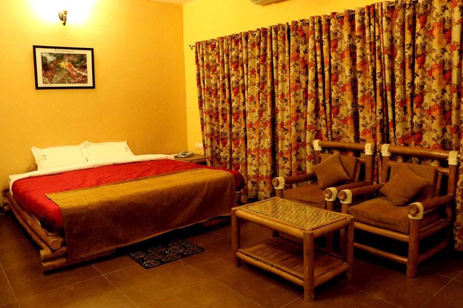 Aranyak Resort in Bandhavgarh