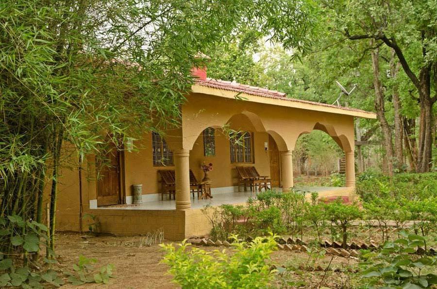 Ashoka Resort in Bandhavgarh