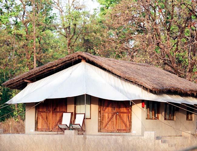 Bagh Sarai in Bandhavgarh