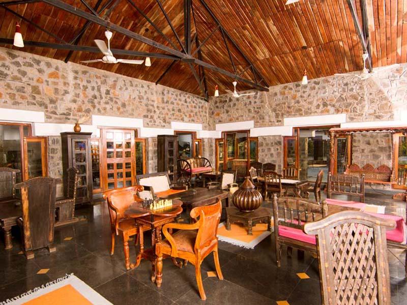 Bandhav Vilas in Bandhavgarh