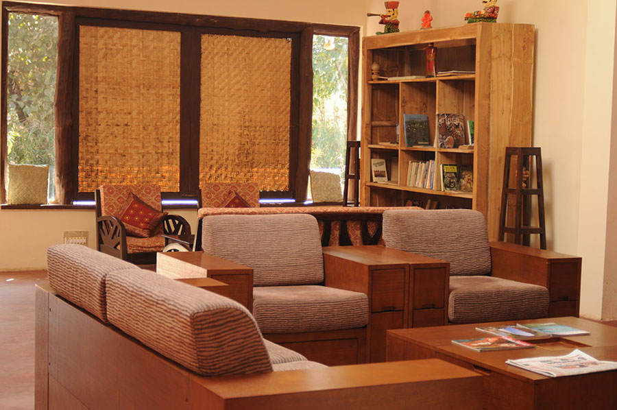 Bandhavgarh Jungle Lodge