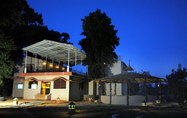 Green Wood Resort in Bandhavgarh