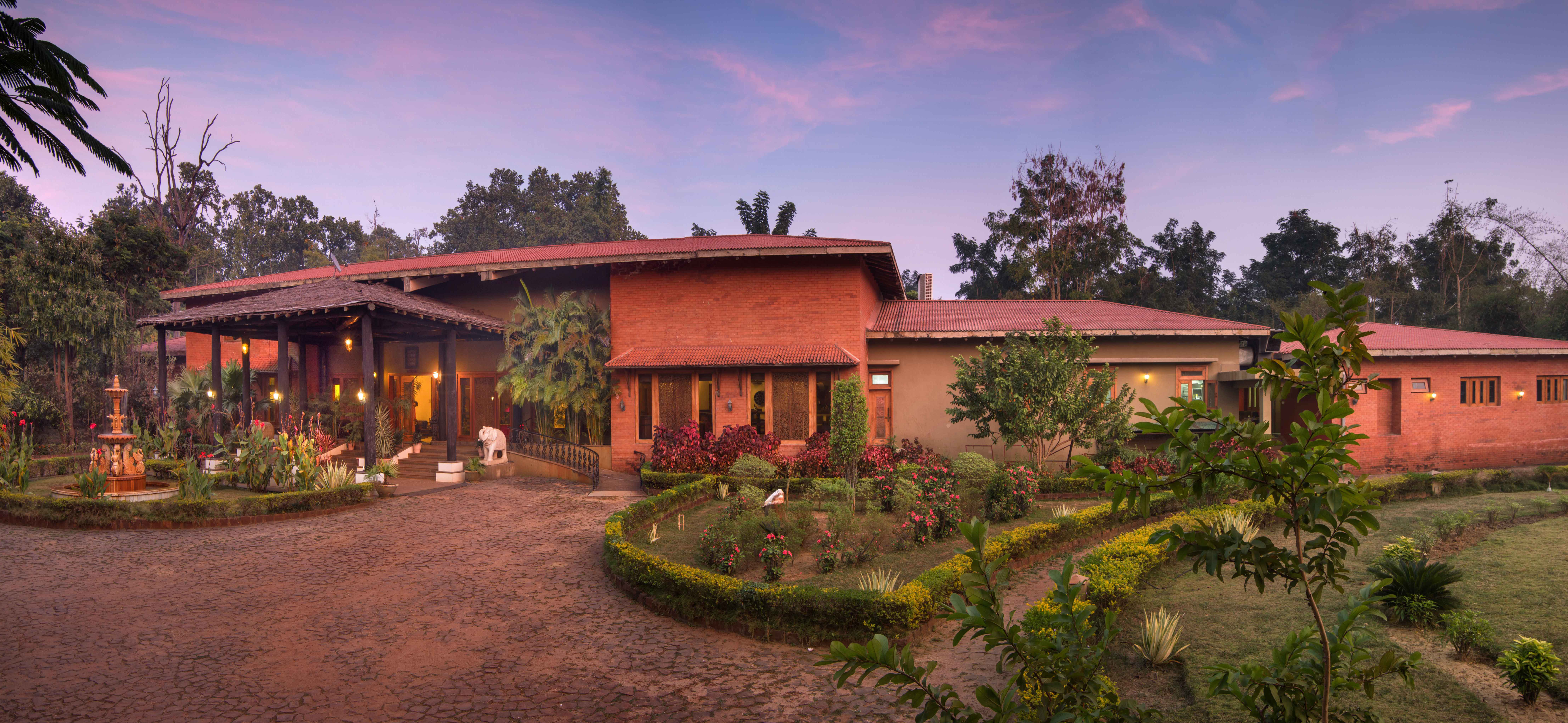 Syna Tiger Resort in Bandhavgarh