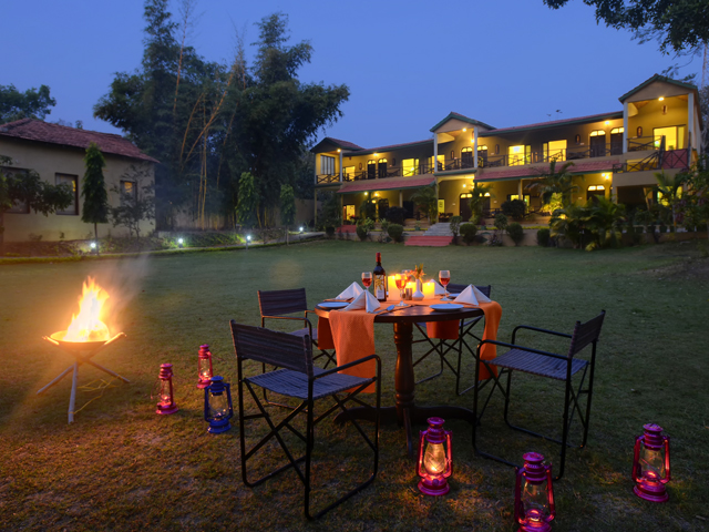 Tigers Den Resort in Bandhavgarh