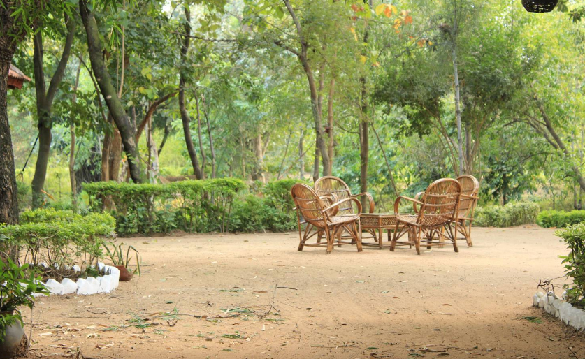 Tiger Trails Resort in Bandhavgarh