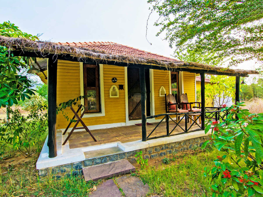 Tigergarh Resort in Bandhavgarh