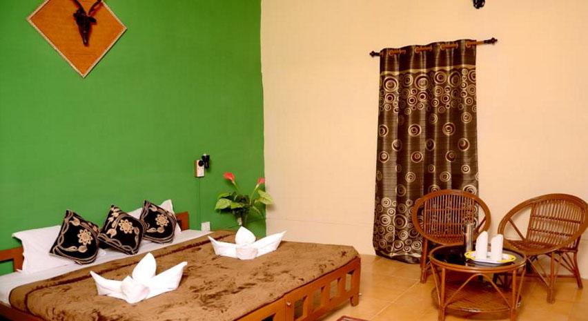 Wild Heaven Resort in Bandhavgarh