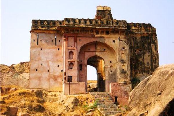 Kherla Fort Betul