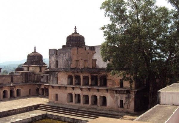 Ramnagar Fort Mandla