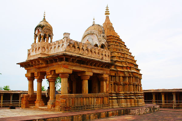 Chaunsat Yogini Temple