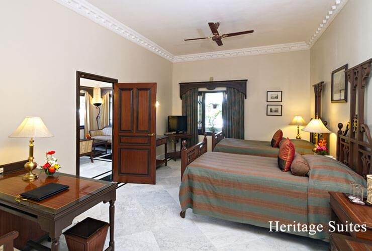 Jehan Numa Palace in Bhopal