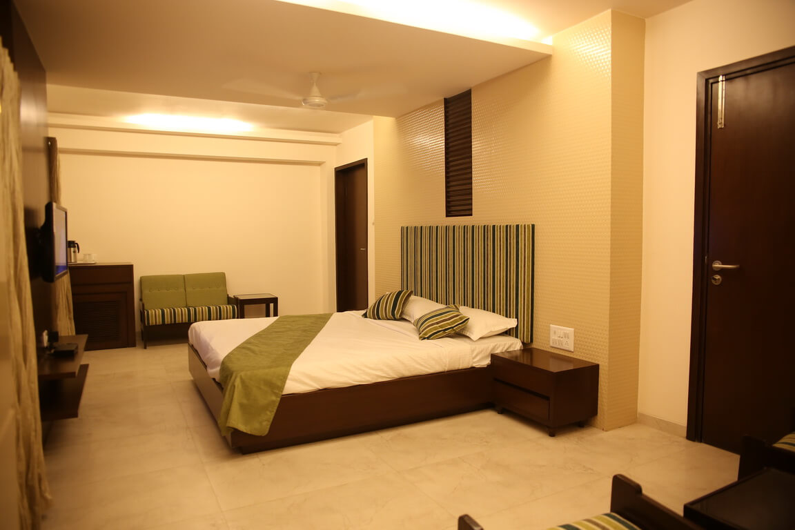 Hotel Sangam in Bhopal