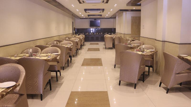 Hotel Western in Bhopal