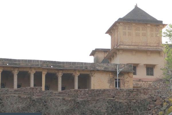 Singhpur Palace  Chanderi Madhya Pradesh