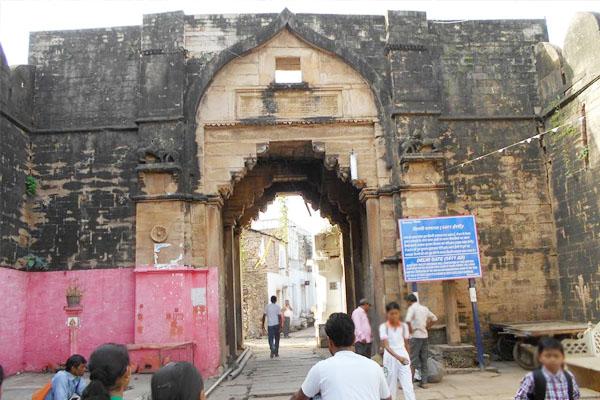 Delhi Darwaza Chanderi Madhya Pradesh