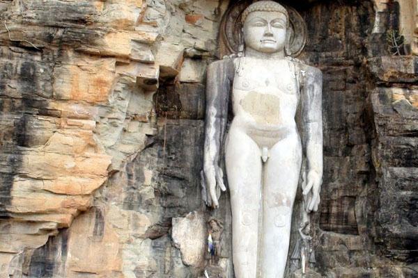 Jainism at Chanderi Madhya Pradesh