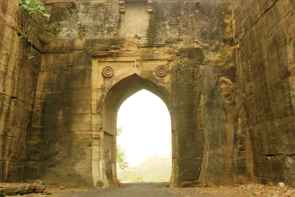 Kati Ghati Gateway Chanderi Madhya Pradesh