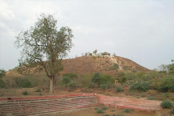 Lakshman Pahadi Chitrakoot Madhya Pradesh