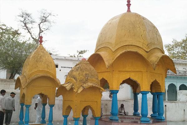Bharat Milap Chitrakoot Madhya Pradesh