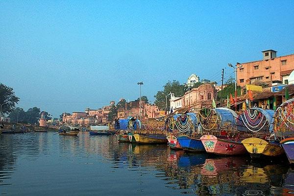 Ram Ghat Chitrakoot Madhya Pradesh
