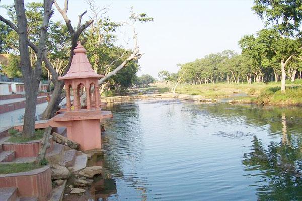 Janaki-Kund Chitrakoot Madhya Pradesh