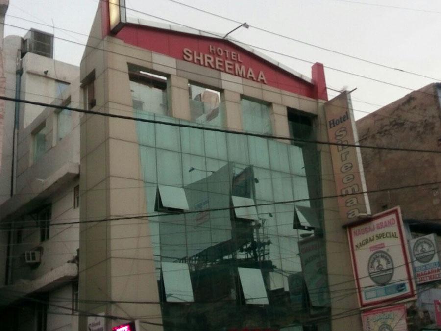 Hotel Shreemaa Gwalior