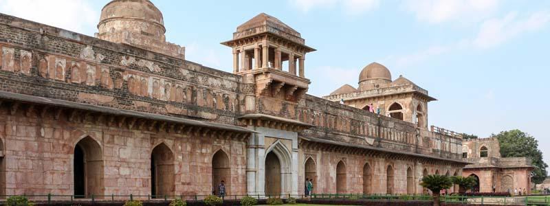 Archaeological Museum Mandu