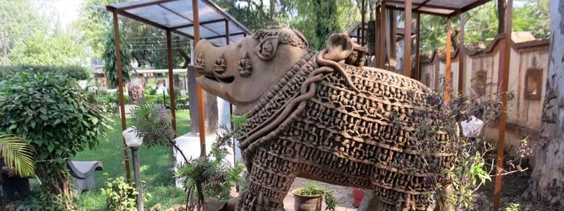 The Vidisha District Museum
