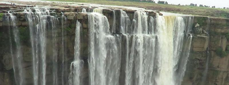 Bahuti Waterfall in Rewa