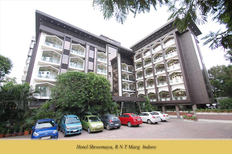 Hotel Shreemaya Indore