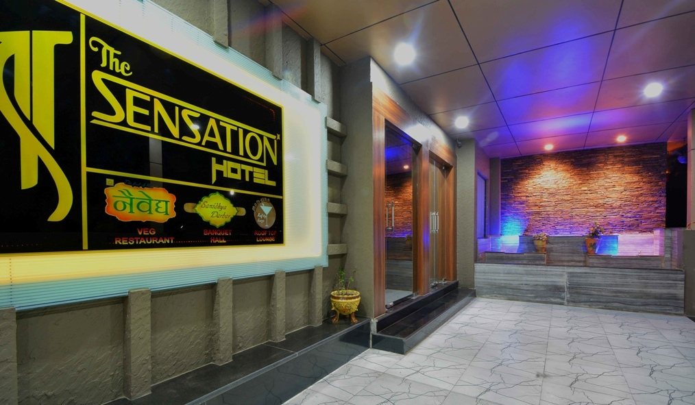 The Sensation Hotel Indore