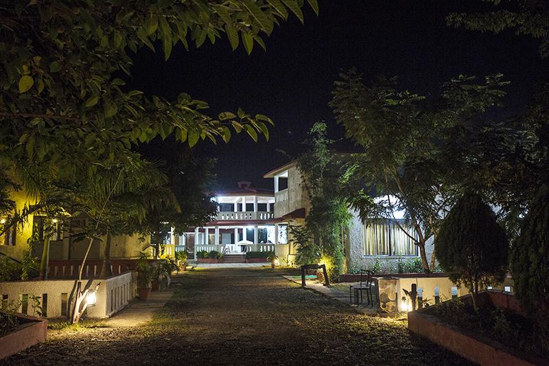 Grand Tiger Resort Kanha