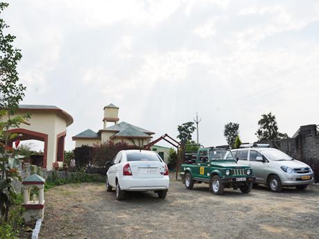 Sanjay Tiger Resort Kanha