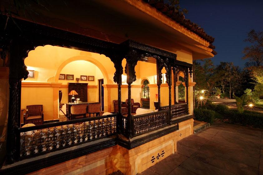 Tuli Tiger Resort Kanha