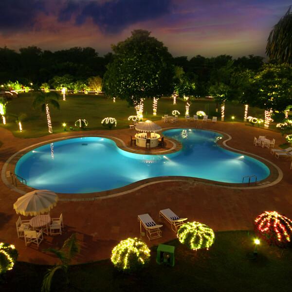 Hotel Clarks Khajuraho