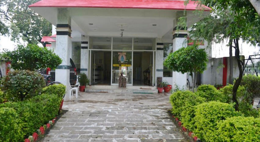 Hotel Nirvana Khajuraho