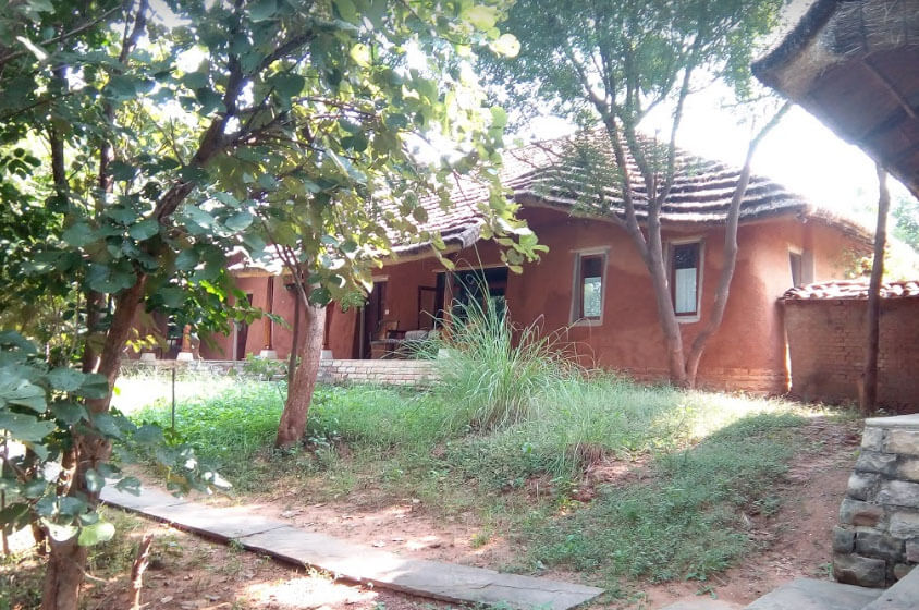 The Sarai at Toria Khajuraho