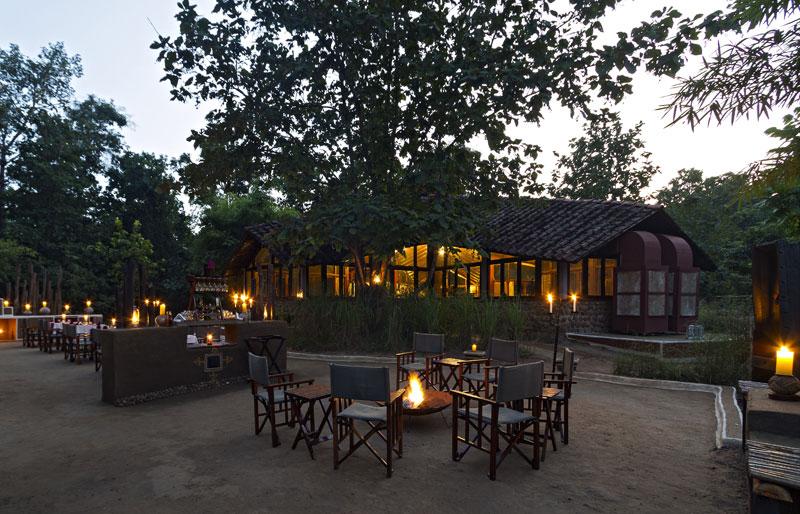 Bison Resort Madhai
