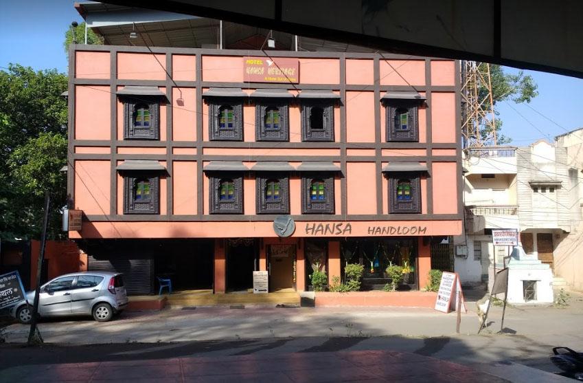 Hansa Heritage Maheshwar
