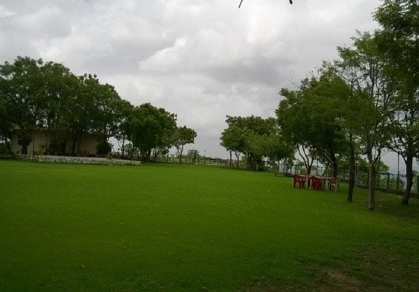 Hotel Rupmati Mandu