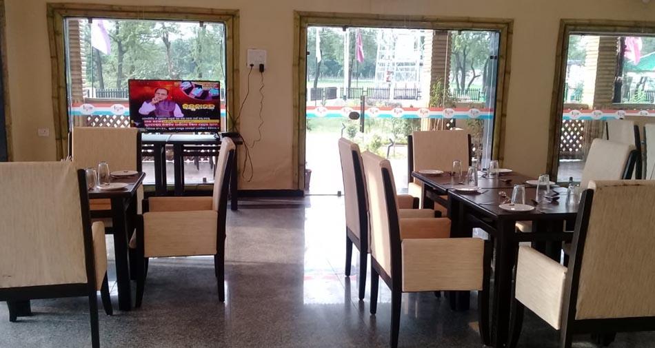 Pugmark Cafeteria Mukundpur
