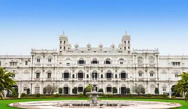 Jai Vilas Palace in Madhya Pradesh