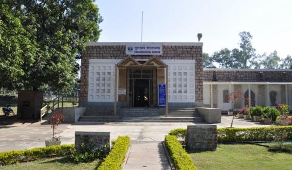 Sanchi Museum in Madhya Pradesh