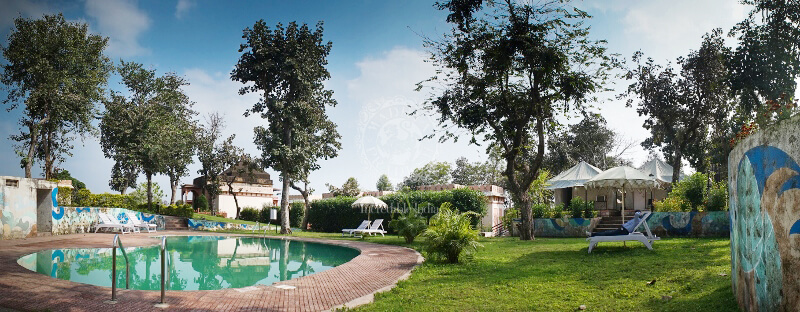 Betwa Retreat orchha