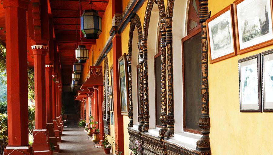 Bundelkhand Riverside Orchha