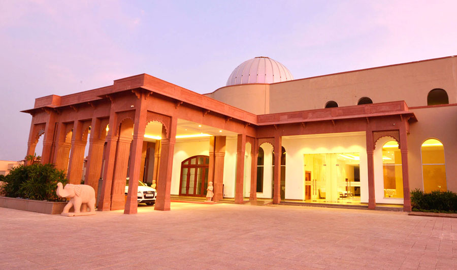 Orchha Palace Hotel