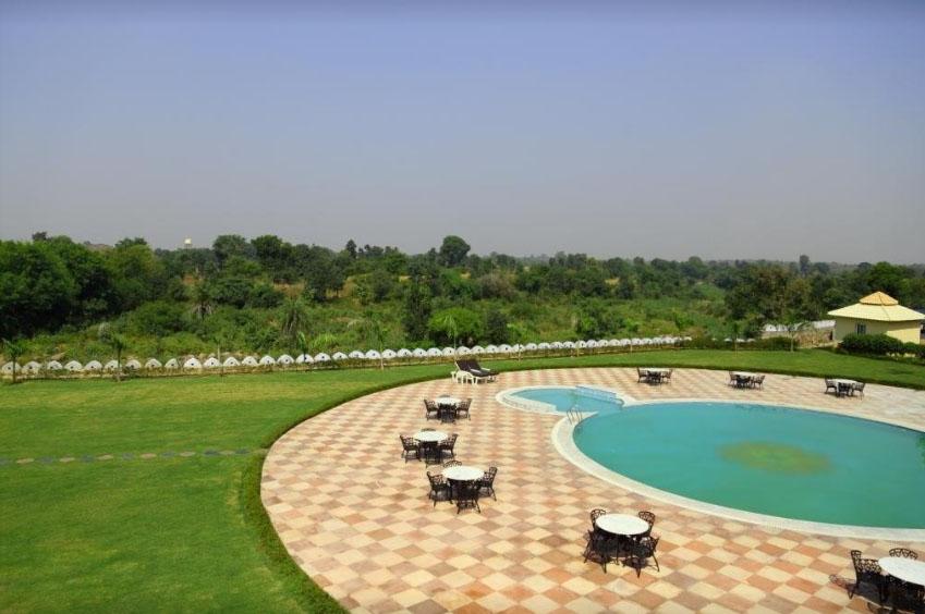 Raj Mahal Orchha