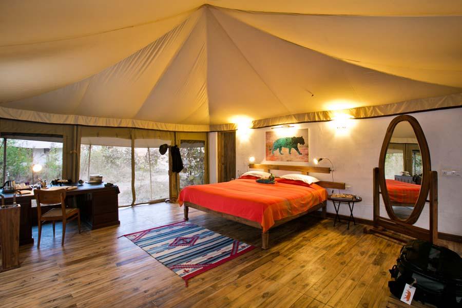 Jamtara Wilderness Camp Pench