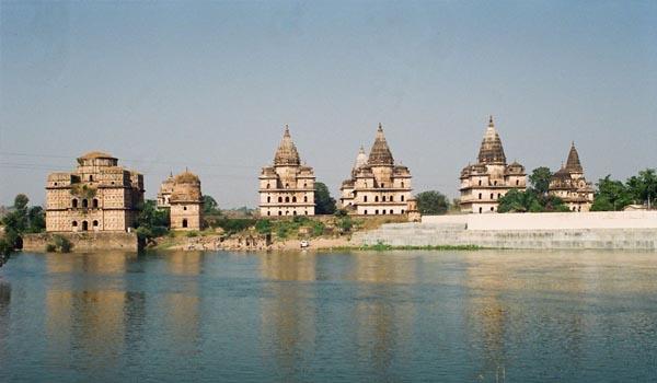 Betwa River in Madhya Pradesh